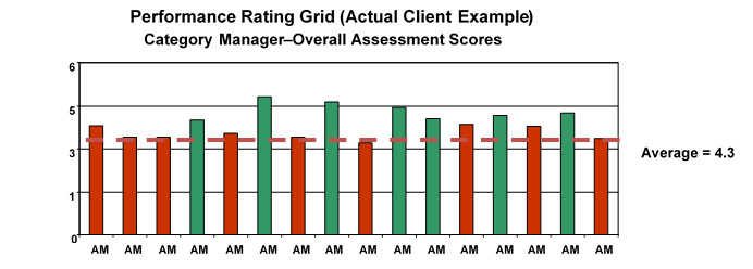 Performance Rating Grid